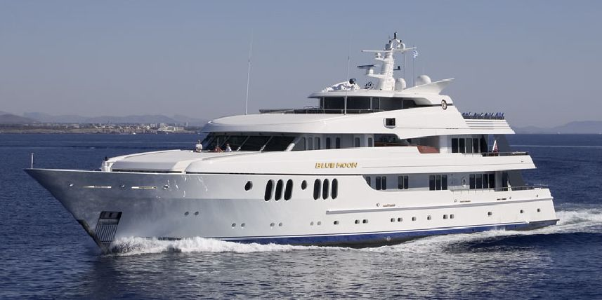 Feadship <strong>Blue Moon</strong> (Motor Yacht)