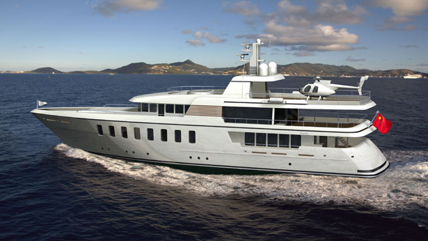 Feadship <strong>Blue Sky</strong> (Motor Yacht)