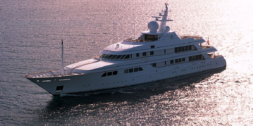 Feadship <strong>Fortunato -ex Cakewalk</strong> (Motor Yacht)