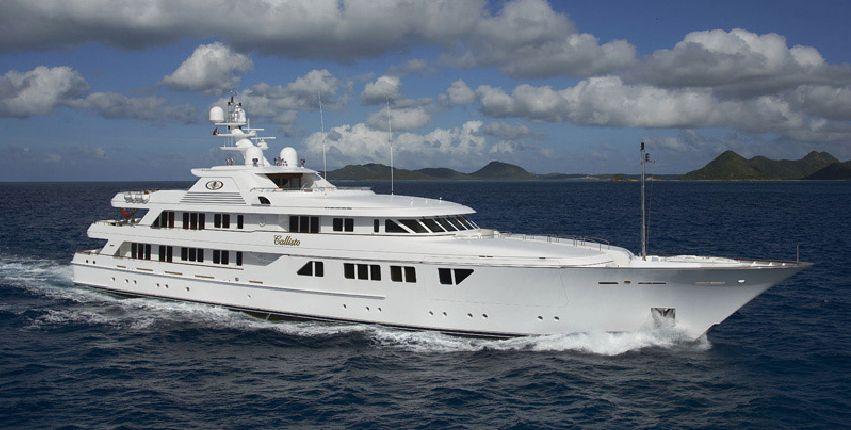 Feadship <strong>Callisto</strong> (Motor Yacht)