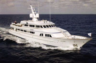 Feadship <strong>Charisma</strong> (Motor Yacht)