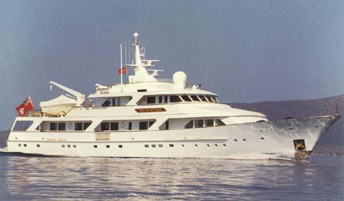 Feadship <strong>Dream Seeker</strong> (Motor Yacht)