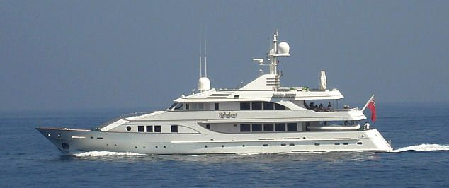 Feadship <strong>Eclipse</strong> (Motor Yacht)