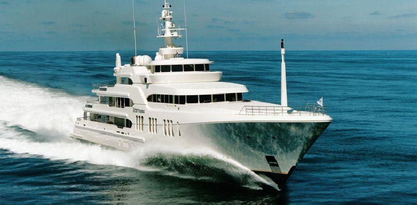 Feadship <strong>Ecstasea</strong> (Motor Yacht)