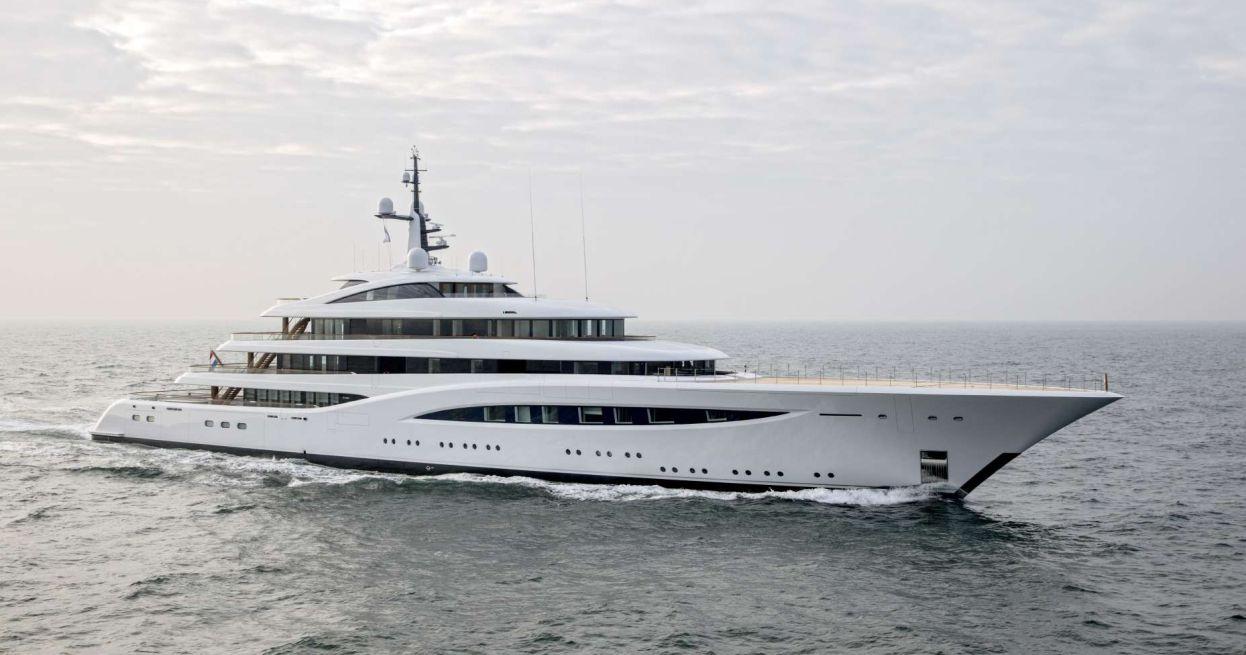 Feadship <strong>Faith - ex Vertigo</strong> (Motor Yacht)