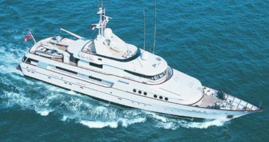 Feadship <strong>Faribana</strong> (Motor Yacht)