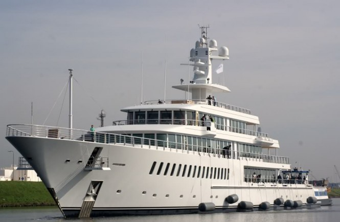 Feadship <strong>FOUNTAINHEAD</strong> (Motor Yacht)