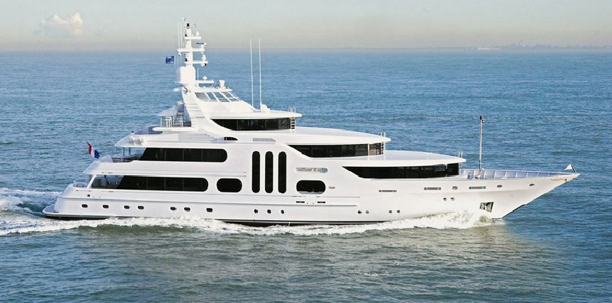 Feadship <strong>Gallant Lady</strong> (Motor Yacht)