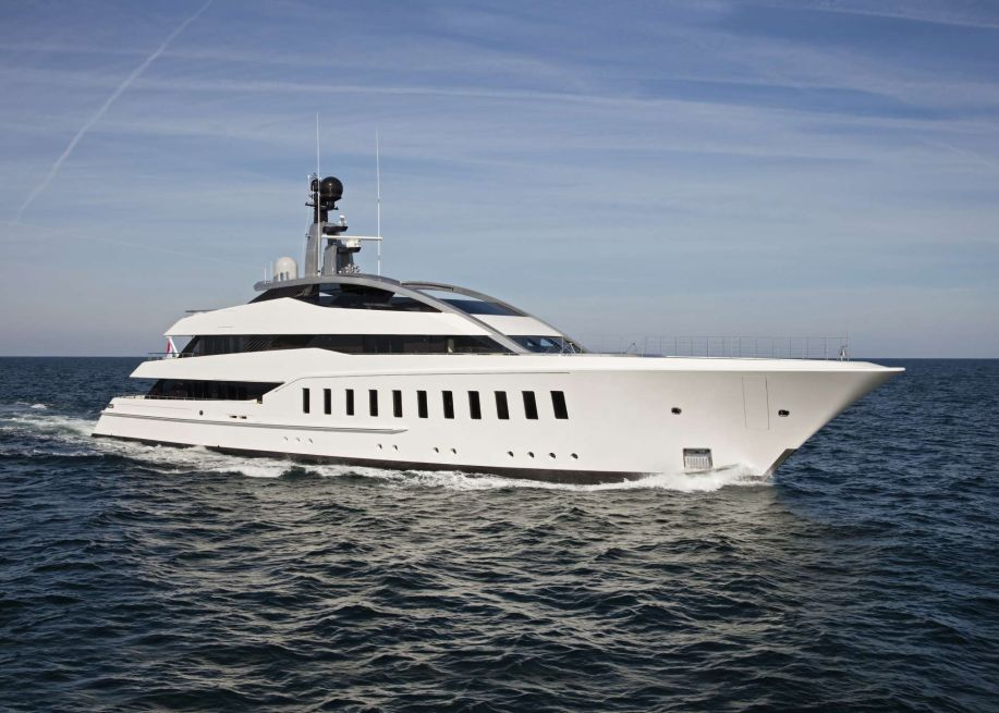 Feadship <strong>Halo</strong> (Motor Yacht)