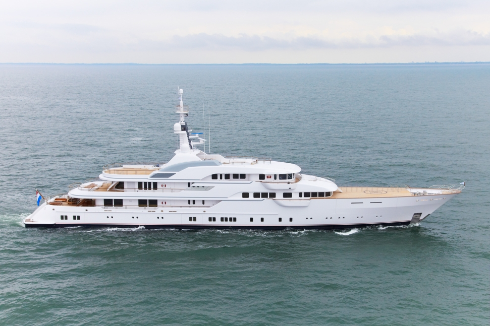 Feadship <strong>Hampshire II</strong> (Motor Yacht)