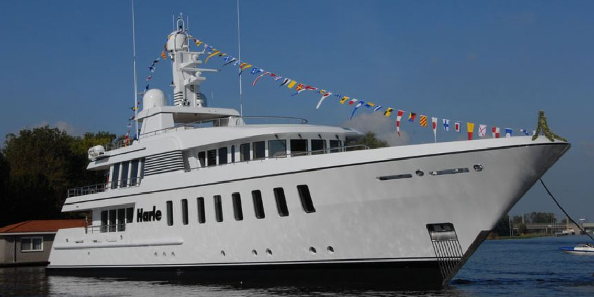 Feadship <strong>Harle</strong> (Motor Yacht)