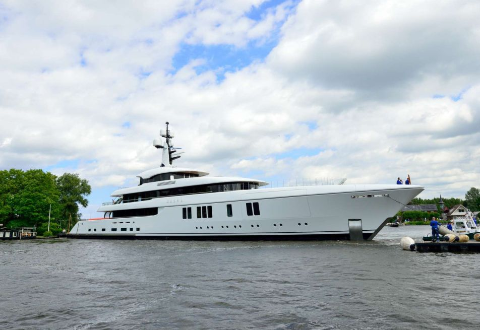Feadship <strong>Hasna</strong> (Motor Yacht)