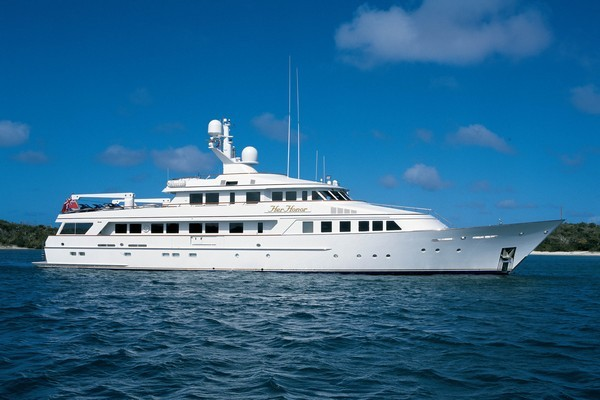 Feadship <strong>Her Honor - ex Lady Sheridan</strong> (Motor Yacht)