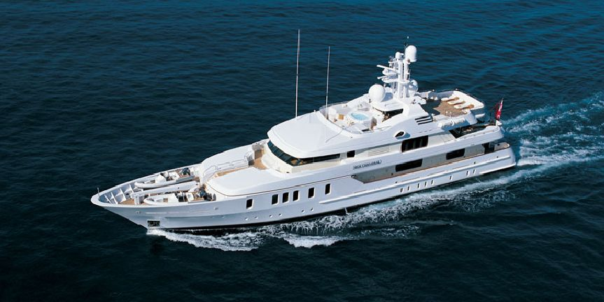 Feadship <strong>High Chaparral</strong> (Motor Yacht)