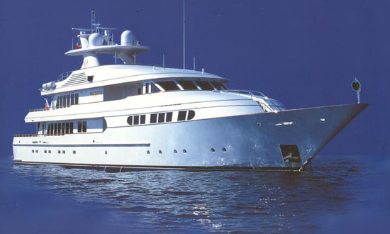 Feadship <strong>Iroquois</strong> (Motor Yacht)