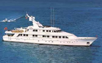 Feadship <strong>Jana - ex Paminusch -ex Monteath -ex Montigne</strong> (Motor Yacht)