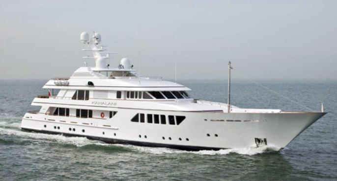 Feadship <strong>Kahalani</strong> (Motor Yacht)