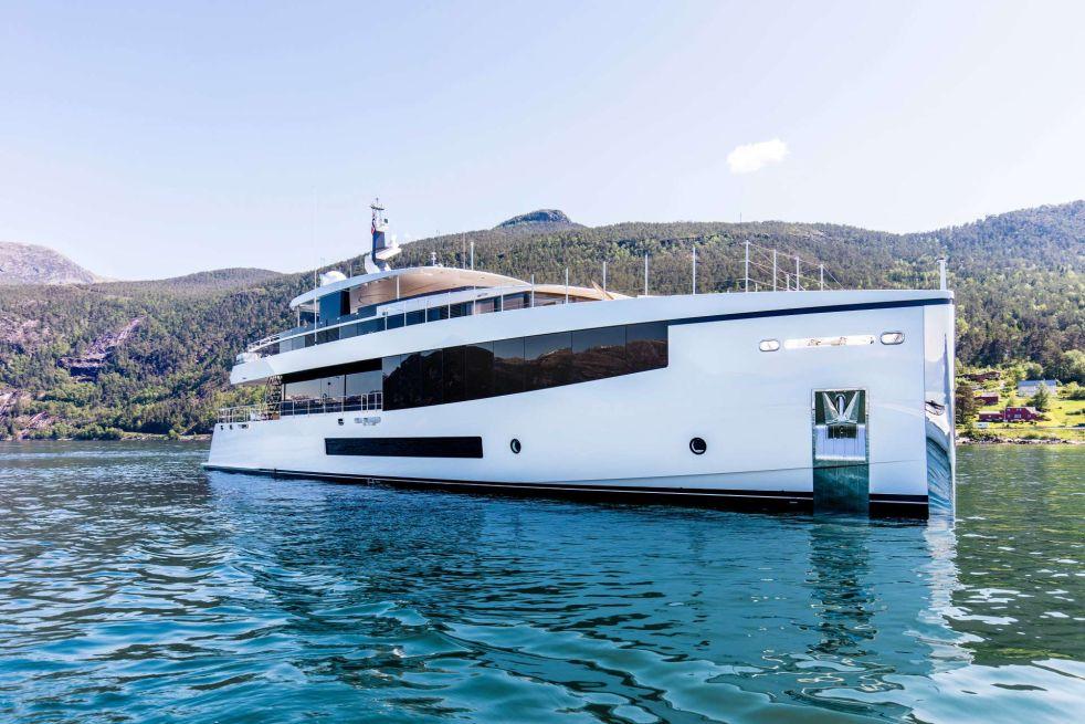 Feadship <strong>Kamino</strong> (Motor Yacht)