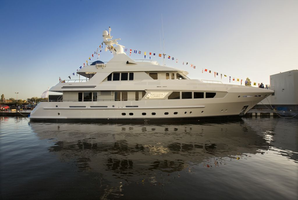 Feadship <strong>Kathleen Anne</strong> (Motor Yacht)