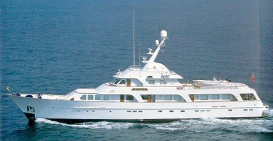 Feadship <strong>King K -ex Carmac VI</strong> (Motor Yacht)