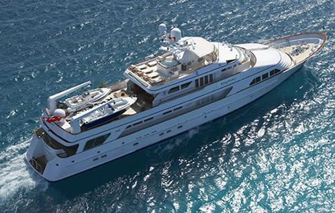 Feadship <strong>Kingfisher</strong> (Motor Yacht)