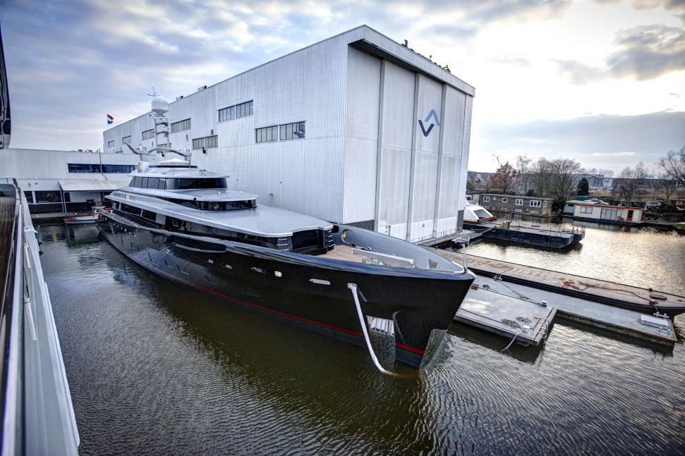 Feadship <strong>Kiss</strong> (Motor Yacht)