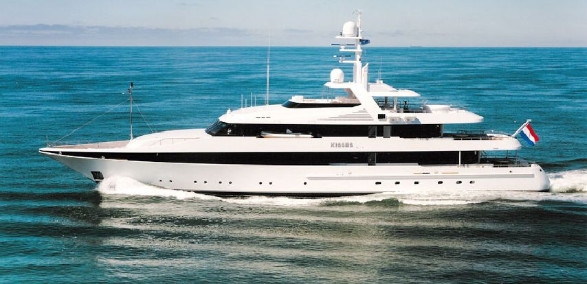 Feadship <strong>Kisses</strong> (Motor Yacht)