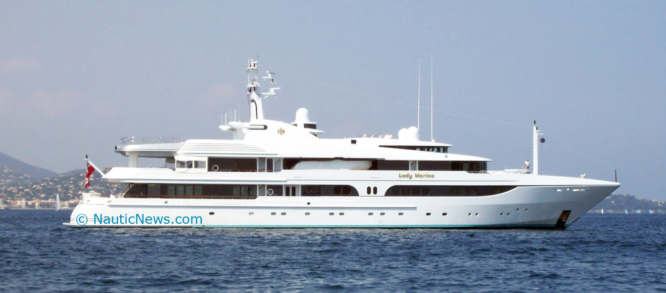 Feadship <strong>Lady Marina</strong> (Motor Yacht)