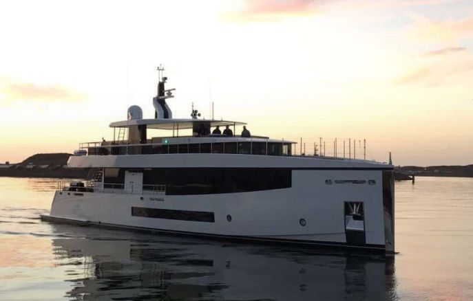 Feadship <strong>Letani</strong> (Motor Yacht)