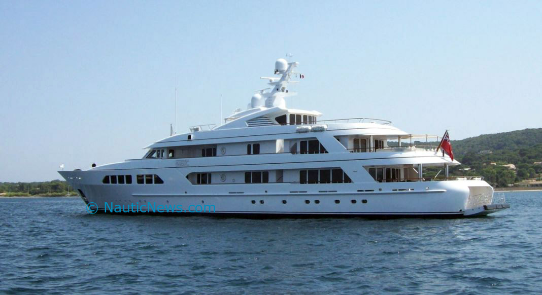 Feadship <strong>Majestic -ex Secret</strong> (Motor Yacht)