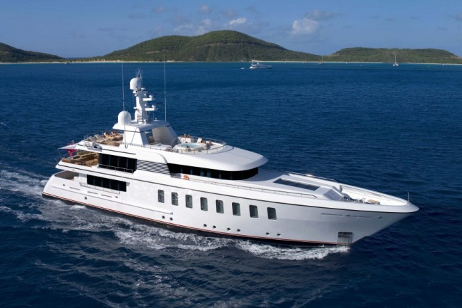 Feadship <strong>Megan</strong> (Motor Yacht)
