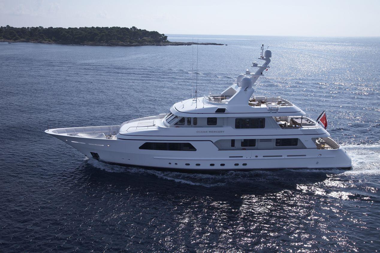 Feadship <strong>Ocean Mercury</strong> (Motor Yacht)