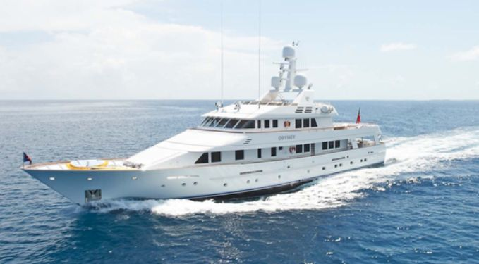 Feadship <strong>Odyssey -ex Ladina</strong> (Motor Yacht)