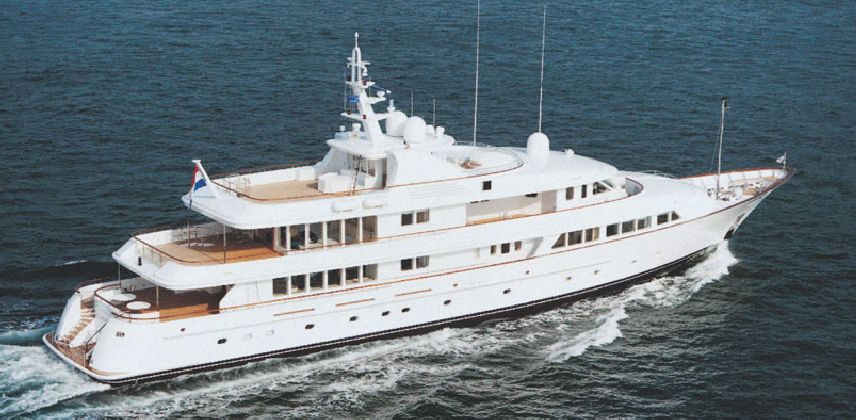 Feadship <strong>Olympia</strong> (Motor Yacht)