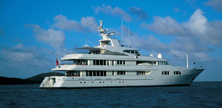 Feadship <strong>Paraffin</strong> (Motor Yacht)