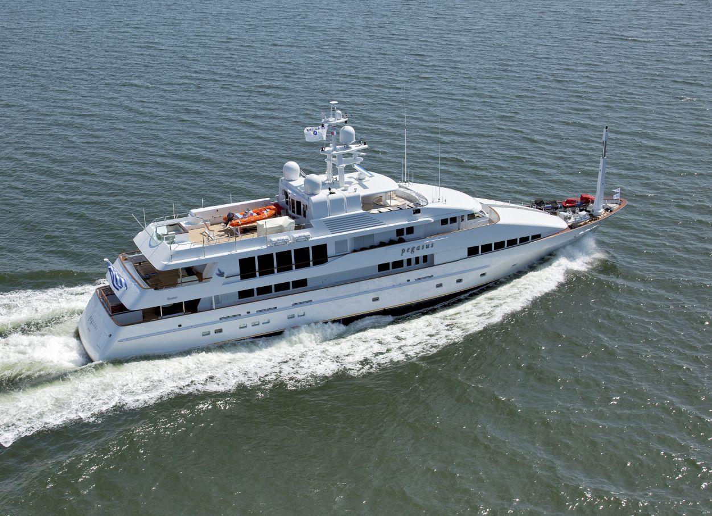 Feadship <strong>Pegasus - ex White Rabbit - ex Flying Eagle -ex Princess Marla</strong> (Motor Yacht)