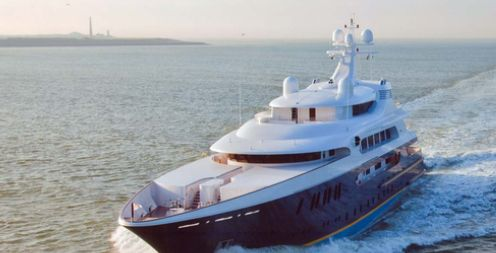 Feadship <strong>Pestifer</strong> (Motor Yacht)