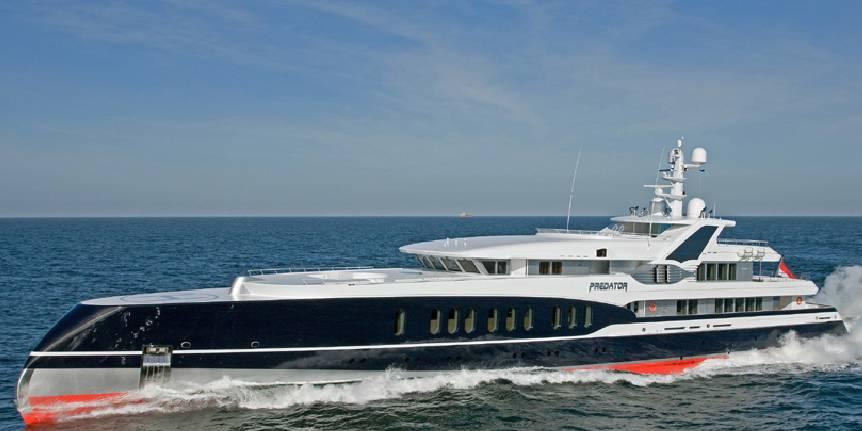 Feadship <strong>Predator</strong> (Motor Yacht)