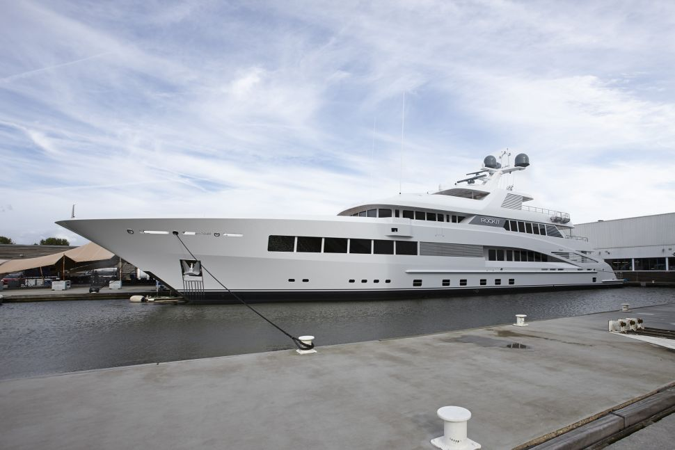 Feadship <strong>ROCK.IT</strong> (Motor Yacht)
