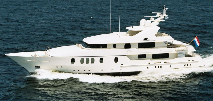 Feadship <strong>Rahal</strong> (Motor Yacht)