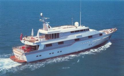 Feadship <strong>Ramses - ex Gail II</strong> (Motor Yacht)