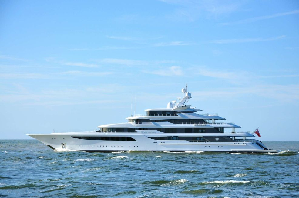 Feadship <strong>Royal Romance</strong> (Motor Yacht)