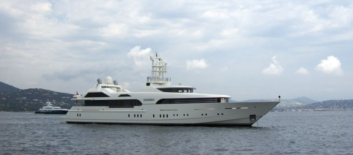Feadship <strong>Sussurro</strong> (Motor Yacht)