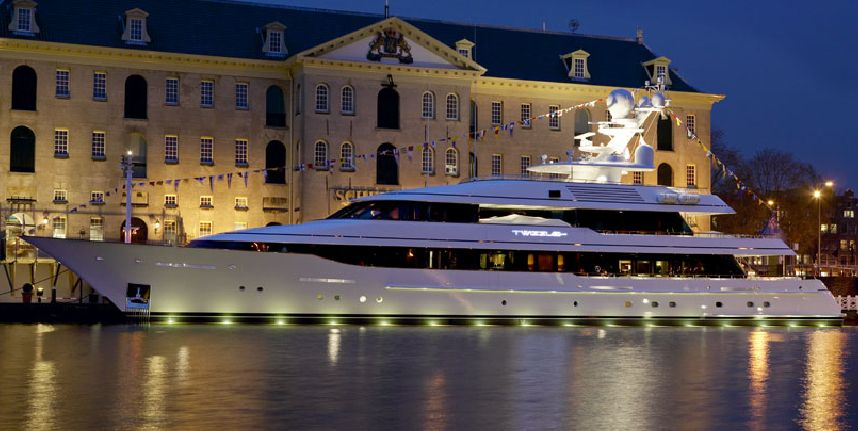 Feadship <strong>Drizzle -ex Twizzle</strong> (Motor Yacht)