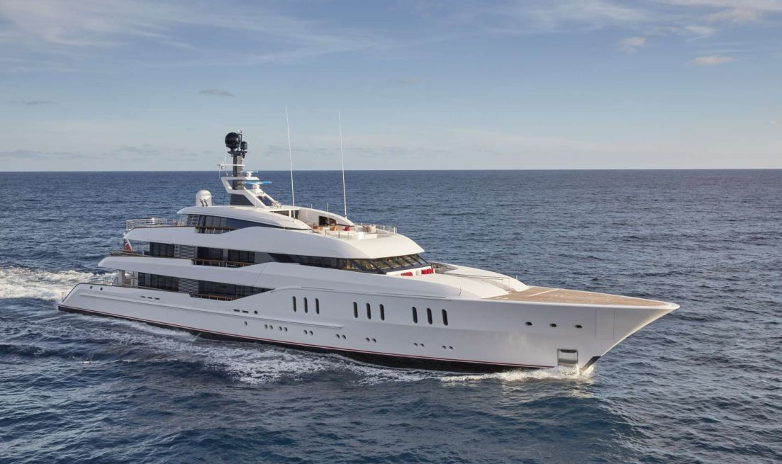 Feadship <strong>Vanish</strong> (Motor Yacht)