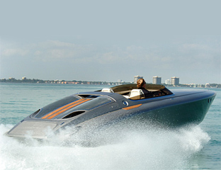Fearless Yachts F28 (Sport)