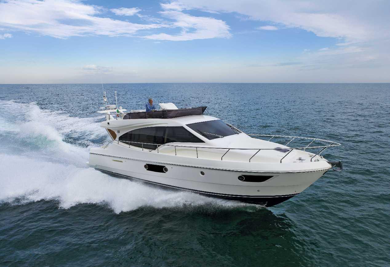 Ferretti 500 New (Fly / Motor Yacht)