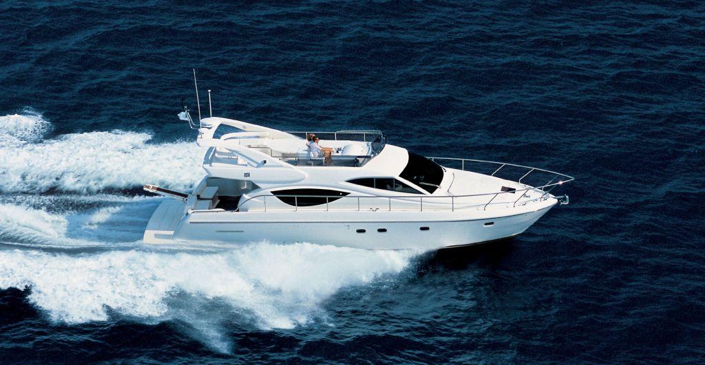 Ferretti 500 (Fly / Motor Yacht)