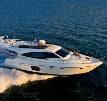 Ferretti 510 (Fly / Motor Yacht)