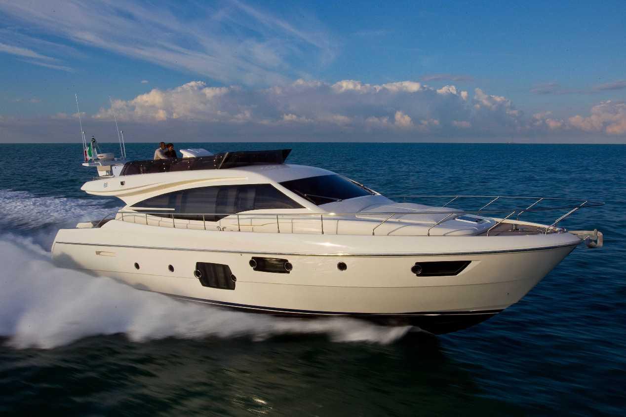 Ferretti 620 New (Fly / Motor Yacht)